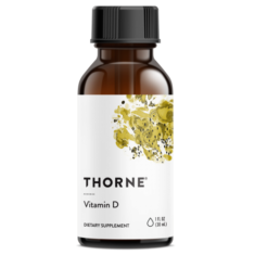 Thorne Vitamin D 30 ml