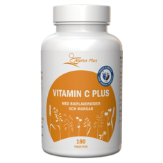 Vitamin C Plus 180 tabl