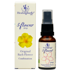5 Flower/Rescue Remedy Spray 20 ml