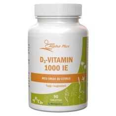 D3-vitamin 1000 IE 90 tabl