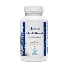 Holistic MultiMineral 90 kapslar