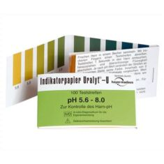 Holistic pH-Papper 100 st