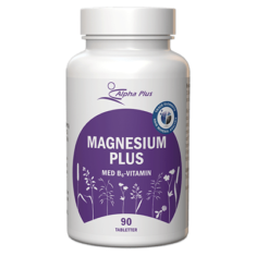 Magnesium Plus 200 mg 90 tabl