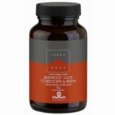 Beetroot Juice, Cordyceps & Reishi 70g - Pre workout super-blend