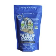 Celtic Light grey salt - grovmalet havssalt 227 g