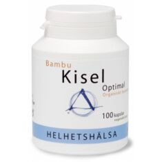 Kisel Optimal Bambu 100 kaps