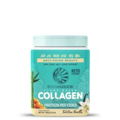 Sunwarrior Collagen Building - Tahitian Vanilla 500g