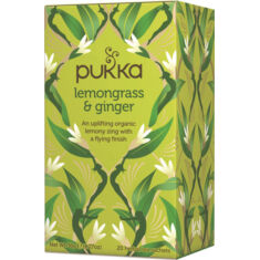 Te Lemongrass & Ginger