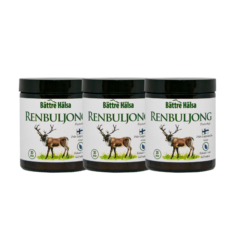 Renbuljong 30 g - Bone Broth 3-pack