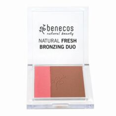 Benecos Natural fresh bronzing duo California Nights
