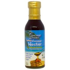 Coconut Nectar Raw 355 ml