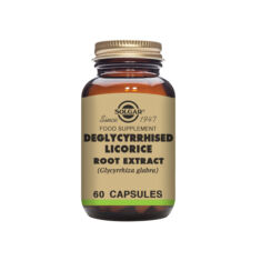 Deglycyrrhised Licorice Root Extract 60 kaps