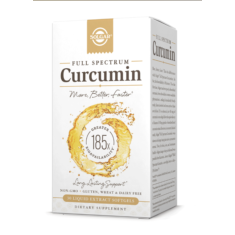 Full Spectrum Curcumin 30 softgels