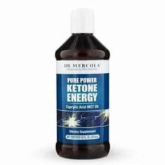 Pure Power Ketone Energy MCT Oil 473 ml
