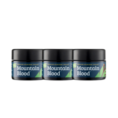 Mountain Blood, Shilajit 30 g 3-PACK