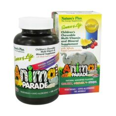 Animal Parade Multivitamin 180 tabl