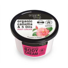 Body Cream Japanese Camellia 250 ml
