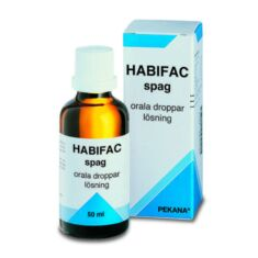 Habifac Spag 50 ml