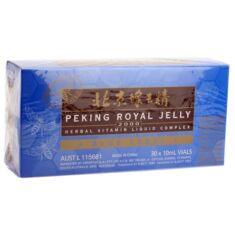 Peking Royal Jelly 2000mg 30 ampuller