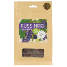 "Russin ""Blå Thompson"" RAW & EKO 500 g"