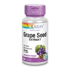 Grape Seed Extract 60 kaps - Druvkärnextrakt