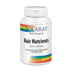 Hair Nutrients 120 kaps