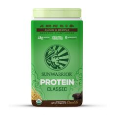Protein Classic Chocolate 750 g - Rårisprotein