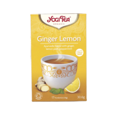 Te Ginger Lemon 17 pås