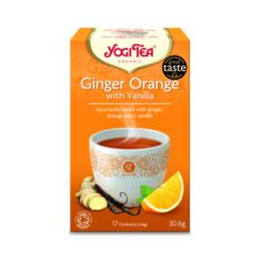 Te Ginger Orange with Vanilla 17 pås