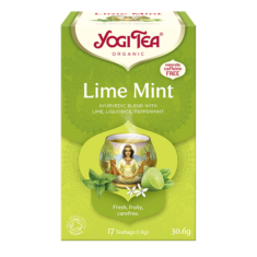 Te Lime Mint 17 pås