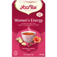 Te Women's Energy 17 pås