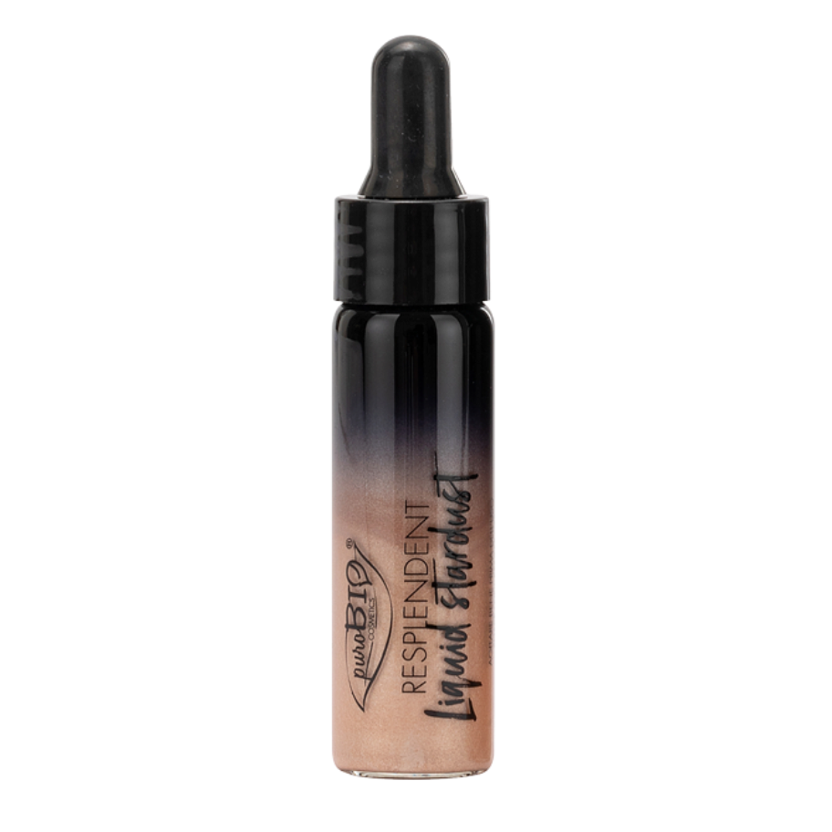 PuroBio Cosmetics 01 Liquid highlighter Champagne