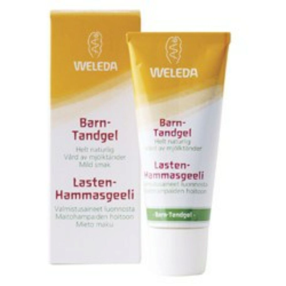 Weleda Barn Tandgel 50ml