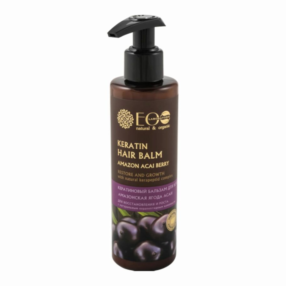 ECO Laboratorie Keratin Balsam Eko 200 ml