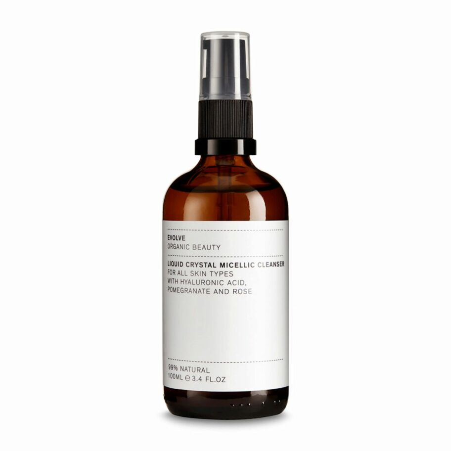 Evolve Organic Beauty Liquid Crystal Micellic Cleanser 100 ml