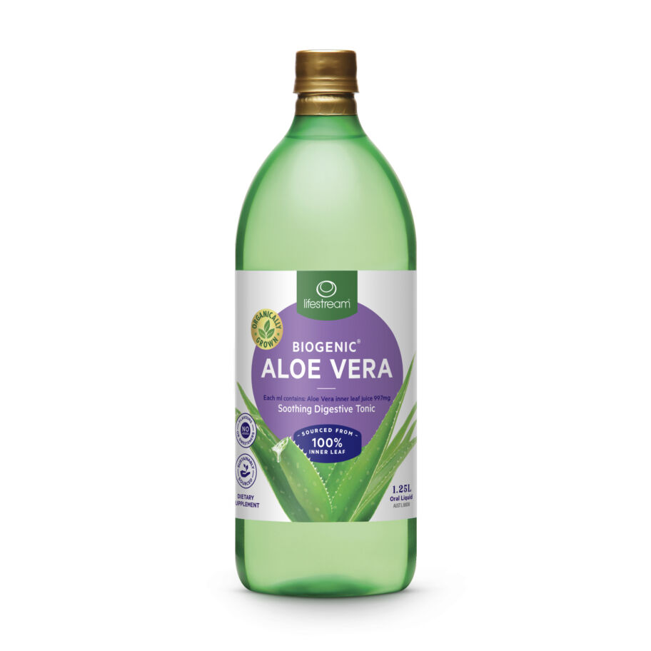 Lifestream Aloe Vera Juice Eko 1250 ml