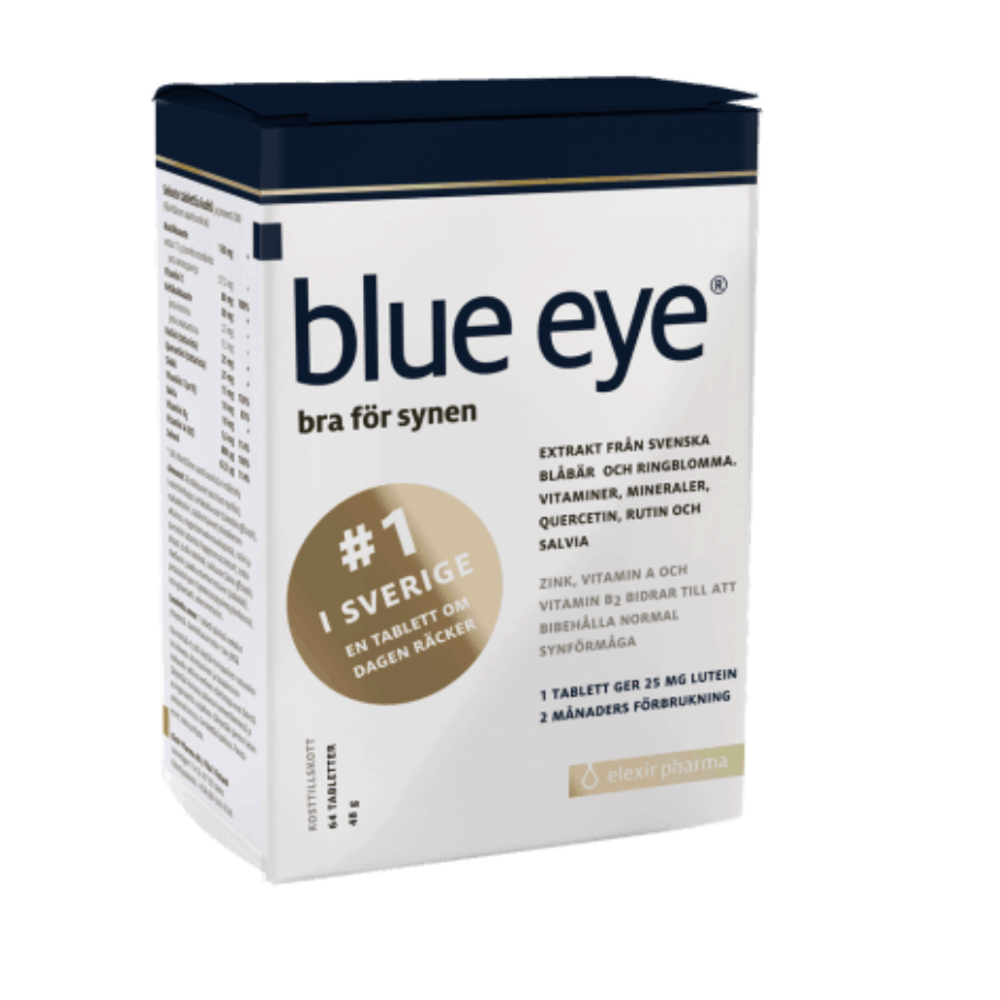 Elexir Pharma  Blue Eye 64 tabl
