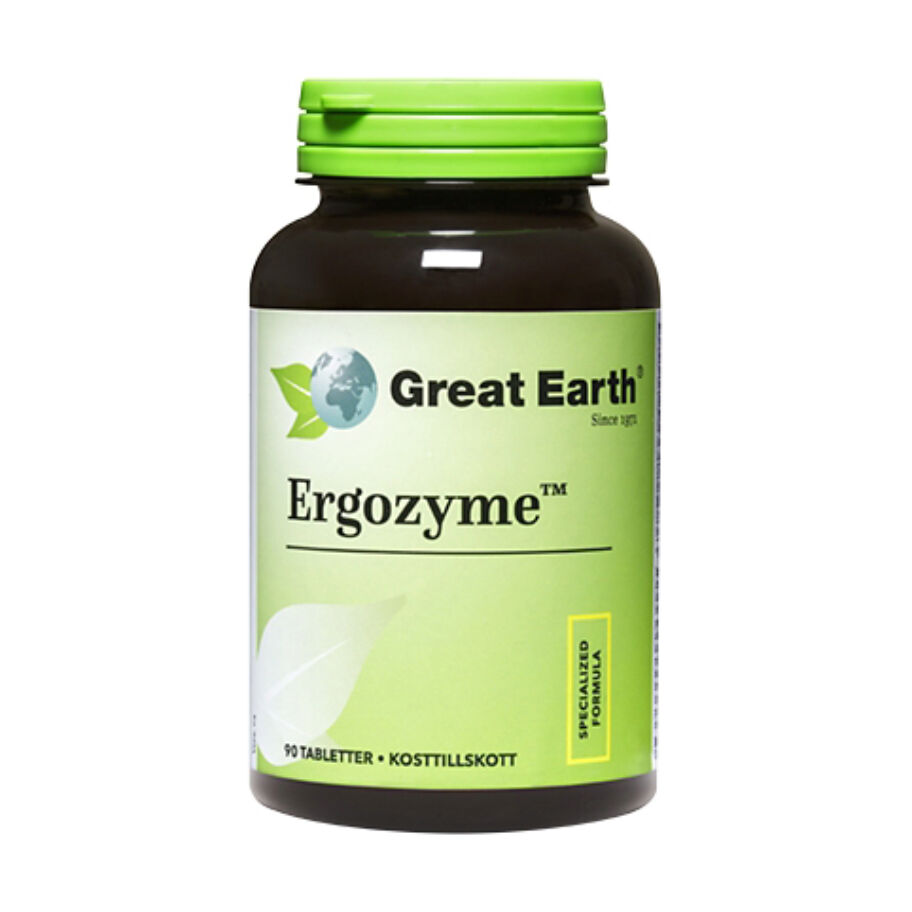 Great Earth Ergozyme 90 tabl