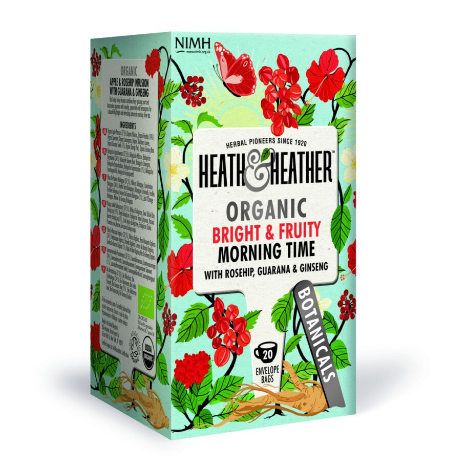 Heath & Heather Te Morning Time 20 pås