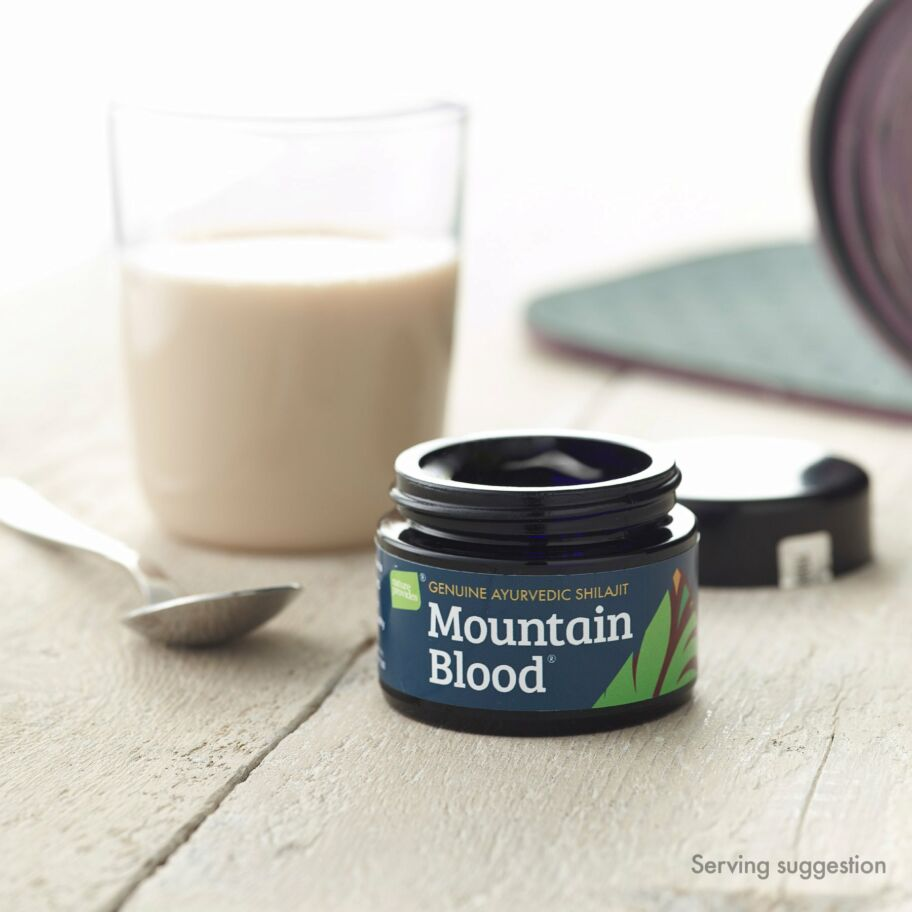 Nature Provides Mountain blood, Shilajit 30 g
