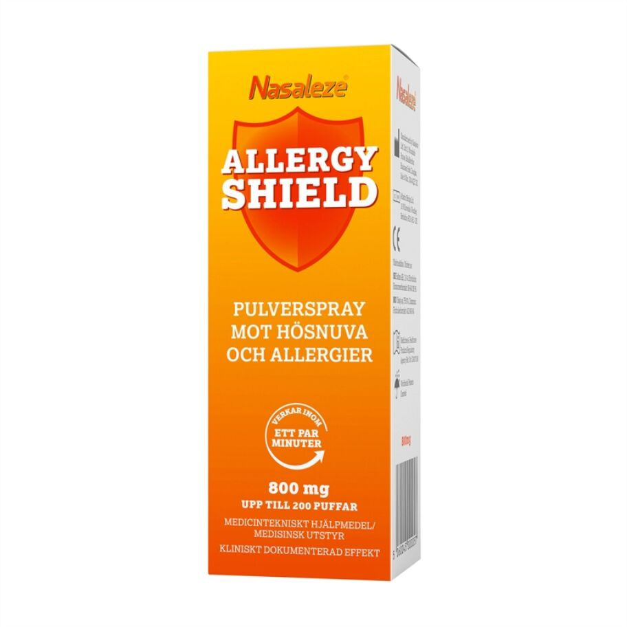 Nasaleze Nasaleze Allergy Shield 800mg