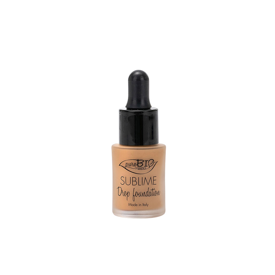 PuroBio Cosmetics Drop Foundation 04