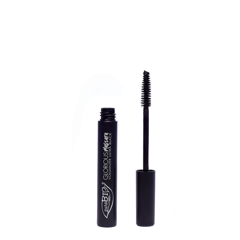 PuroBio Cosmetics Mascara Black Glorious Volumizing
