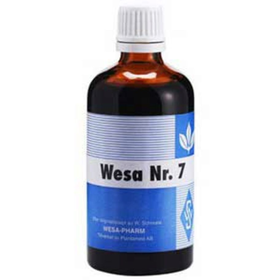 Plantamed Wesa Nr 7 100 ml